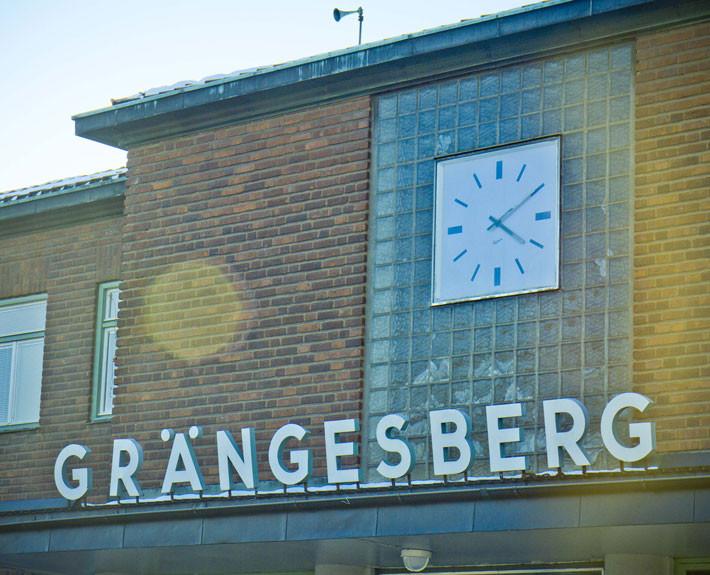 Grängesberg Station
