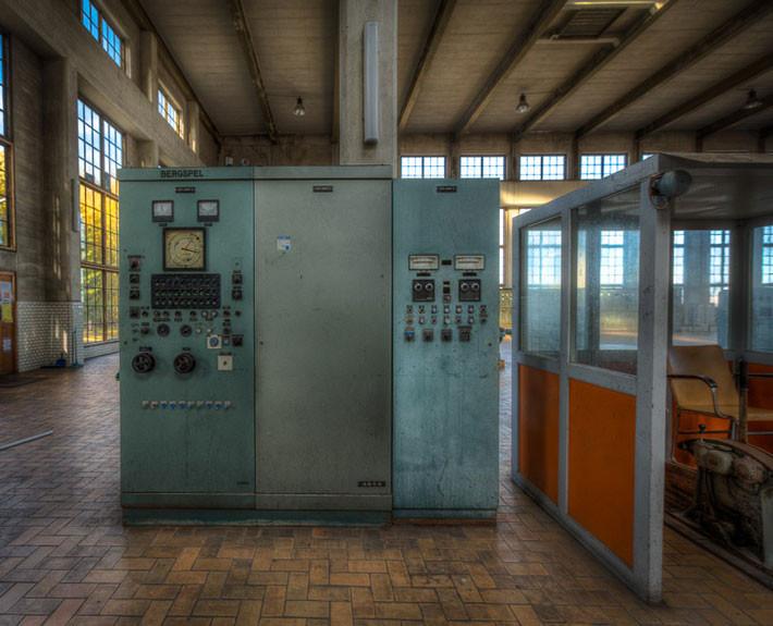 Maskinhuset